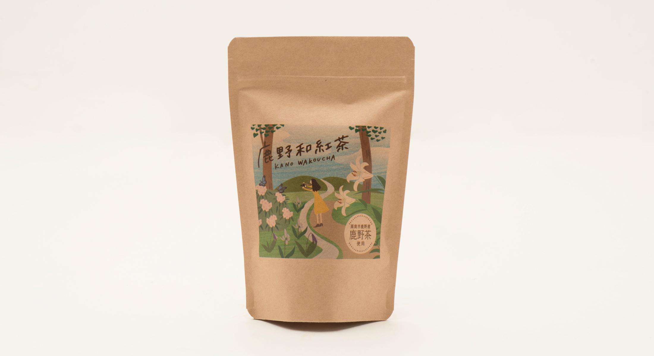 鹿野和紅茶